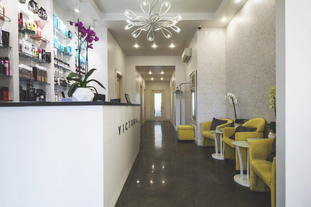 Салоны красоты Виктория